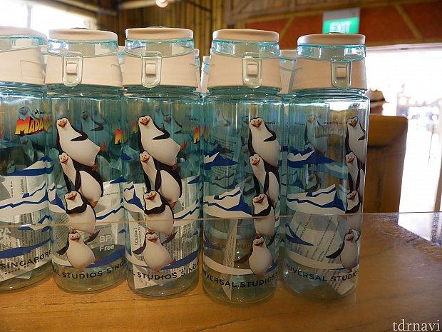 ペンギンズの水筒
