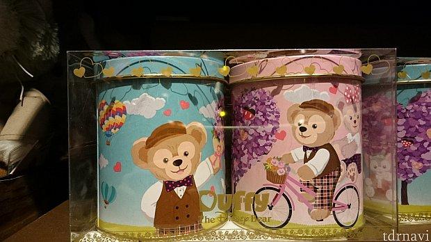 御菓子缶HKD98$