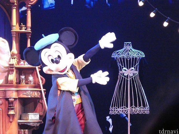 ミッキー・アンド・ザ・マジシャン