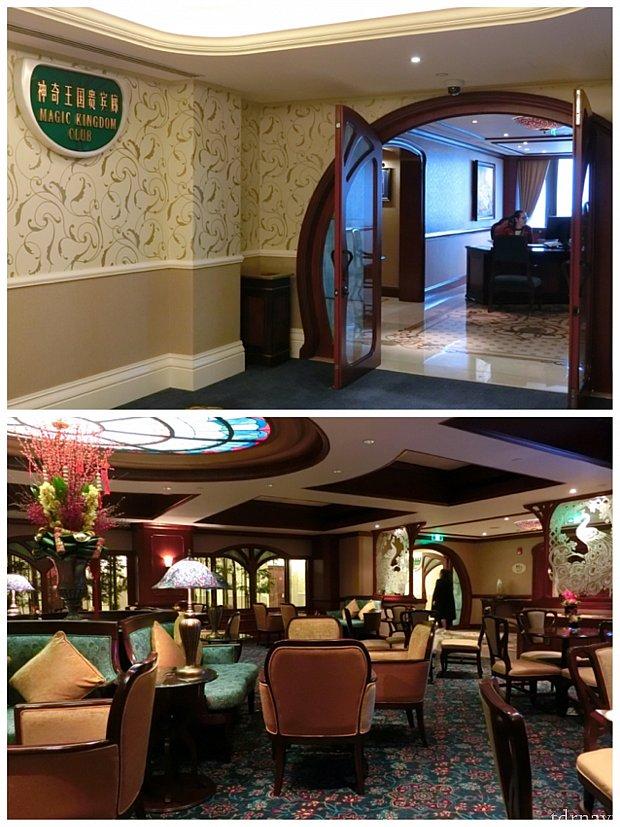 キングダムクラブの入り口とラウンジ内です!香港よりもすごく広いです!!