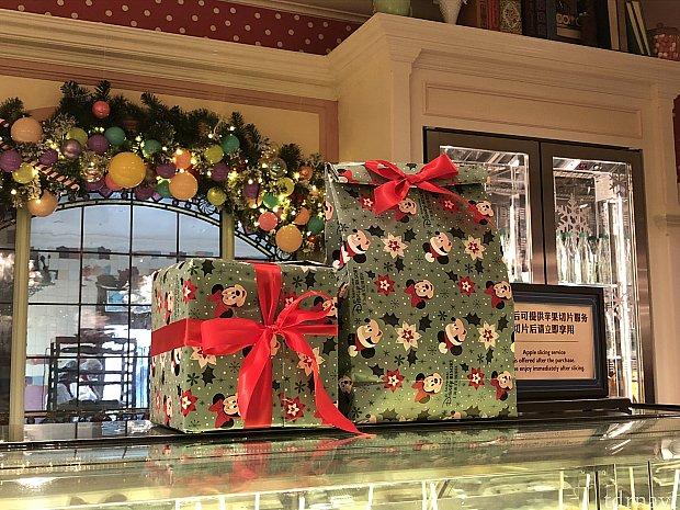 可愛いクリスマス柄♡包装しないでいいから袋だけ売って欲しい(笑)