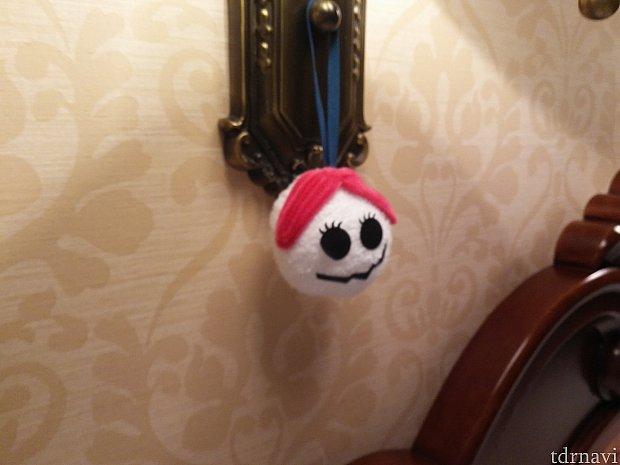 ハロウィン仕様の飾りつけ?何かはわからなかったです。