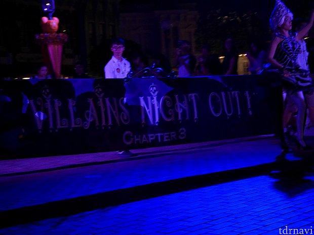曲がかなりかっこいい😆ストーリーは分からないけれど、ヴィランズのかっこよさが伝わるパレードは必見です!