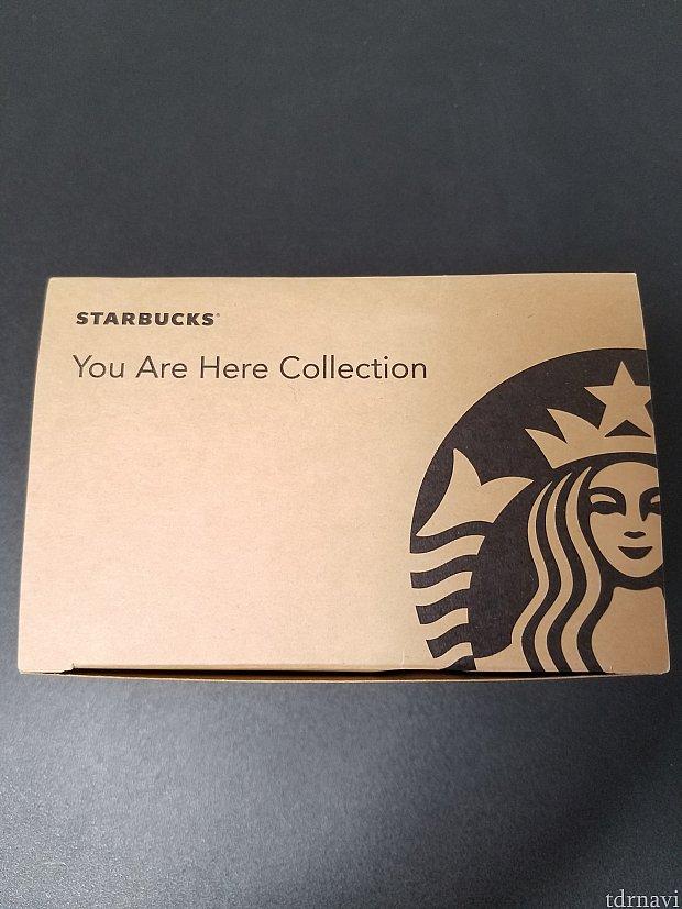 スターバックスの You Are Here Collection として販売されています。