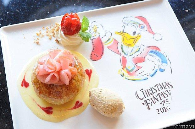 """""""クリスマス・ファンタジー""""デザートセット"""