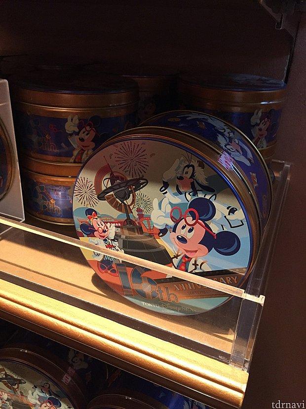 缶入りクッキー(1000円)