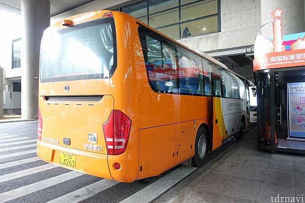 バスは新車で新しいです。