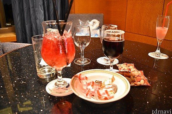 結婚して最初の宿泊の時にいただいた裏メニューのレシピがなく、何杯も飲まされましたw