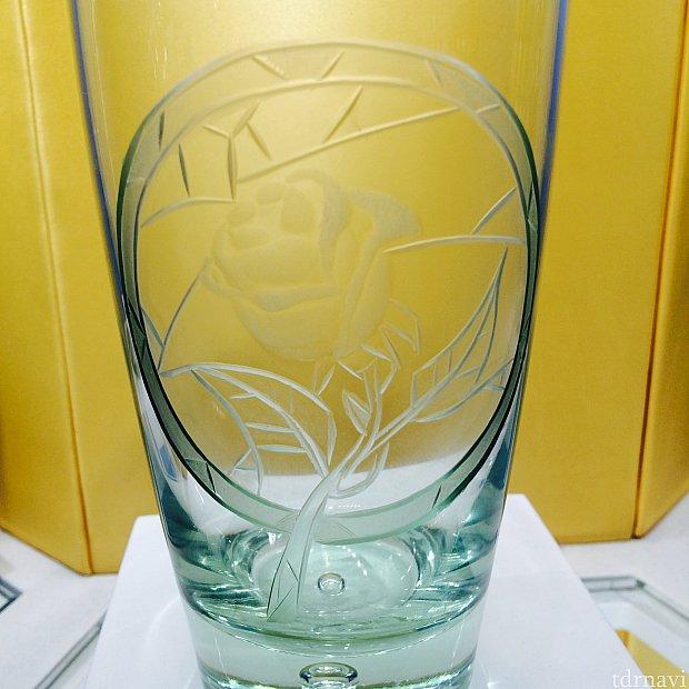 ガラス製品は他のパークで見たことのないデザインばかり。