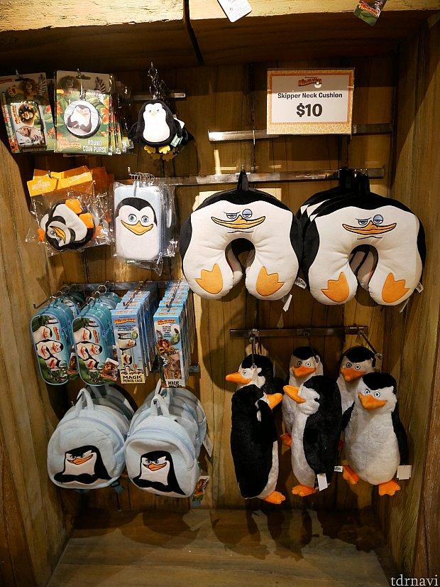ペンギンズグッズは充実してました‼️