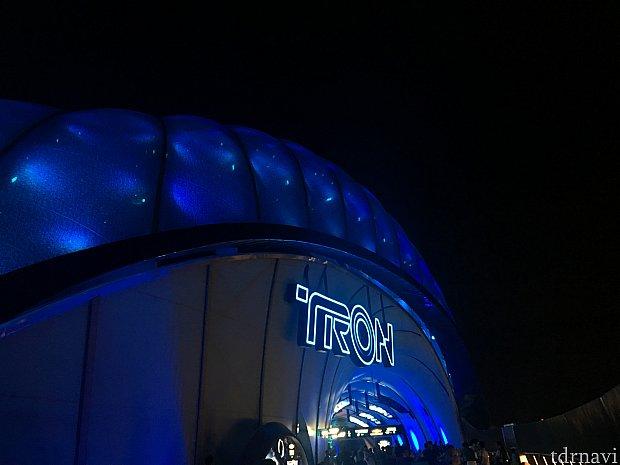 トロン・ライトサイクル・パワーラン