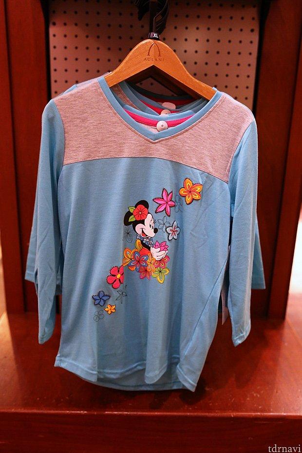 長袖Tシャツ(子供用)35ドル