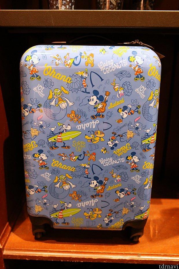 スーツケース155ドル