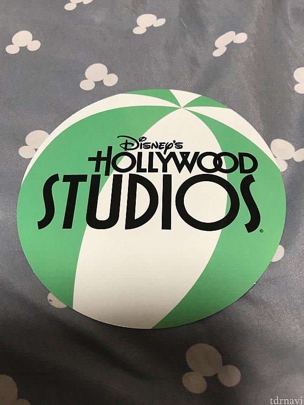 ハリウッドスタジオのロゴ