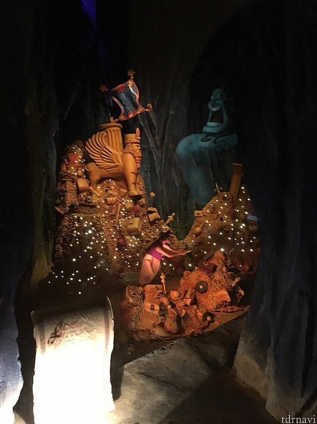 アラジンと魔法のパサージュ