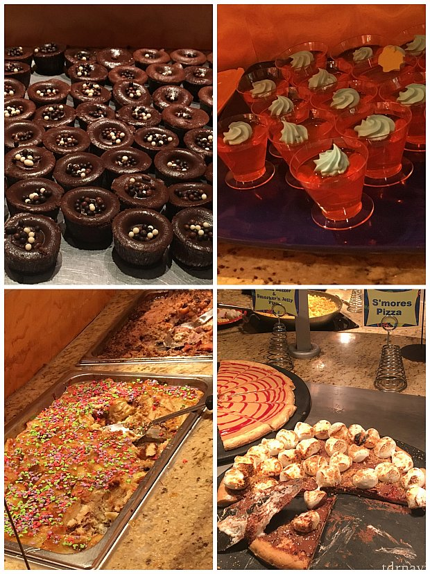 デザートもたくさん!!