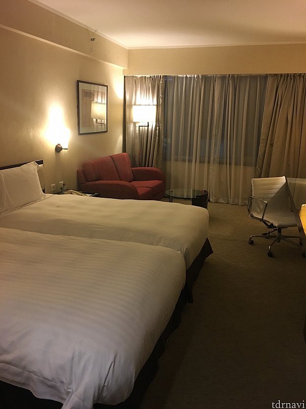 香港エクスプレスが手配してくれたリーガルエアポートホテル! とても綺麗でした★