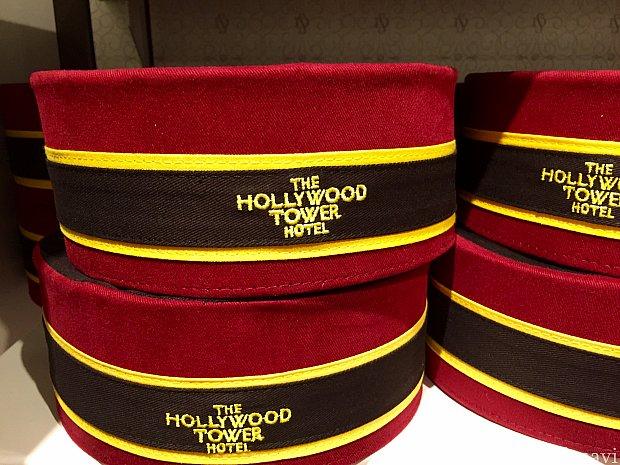 タワーオブテラーの帽子