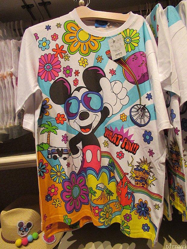 ミッキーTシャツ 2300円