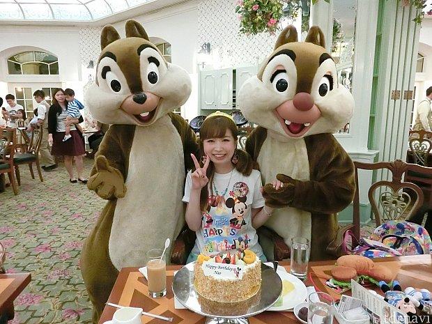 お誕生日感満載の写真!