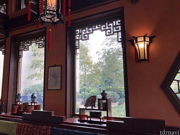ワンダリング・ムーン・レストラン