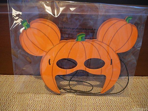 【有料オプション】かぼちゃは2つ。