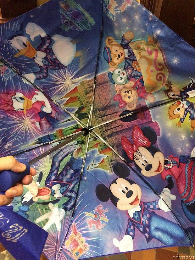 12周年折り畳み傘。188香港ドル