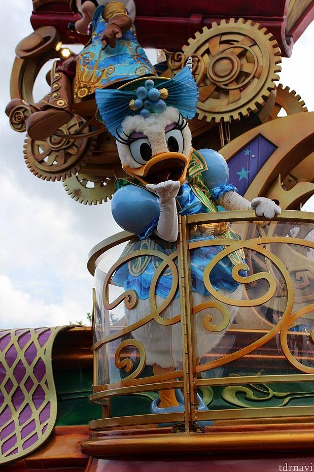 ディズニー・スターズ・オン・パレード