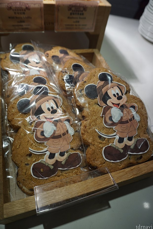 クッキーはアメリカンサイズ♡