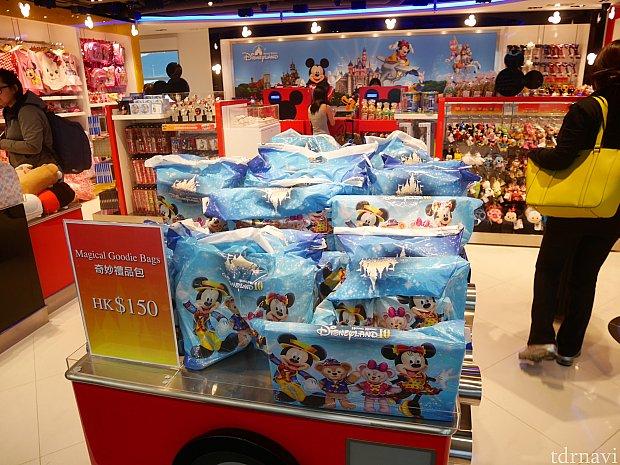 お正月じゃないのにお楽しみ袋が売ってたときもありました!マーベルのおもちゃが入ってるのが見えたので購入は見送りました😔