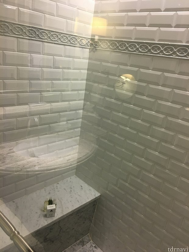 シャワールームです!
