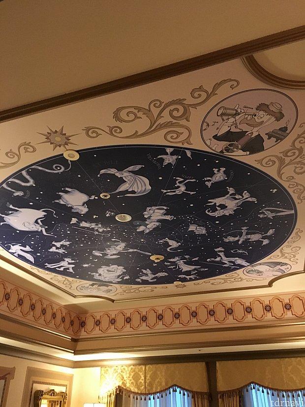 この天井がステキすぎます!
