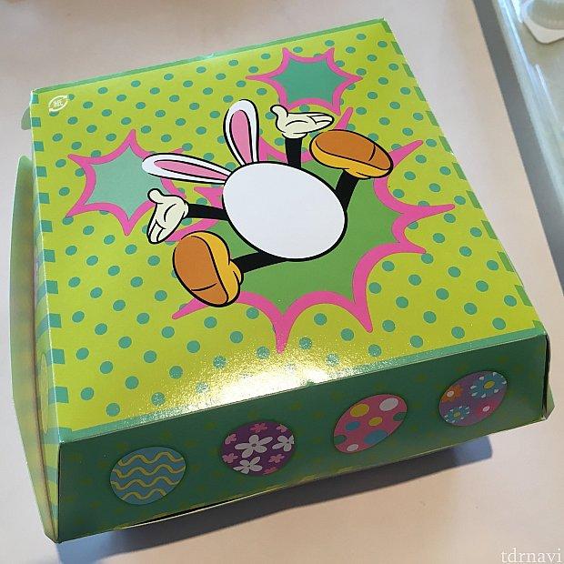 箱の裏にもうさたまが!♡