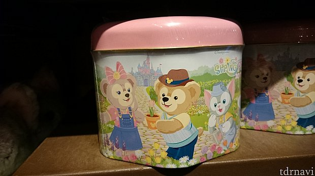 御菓子缶HKD78$