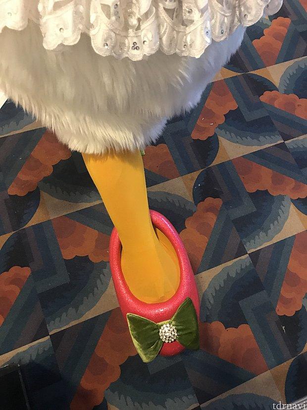 デイジィーの靴かわいい👠