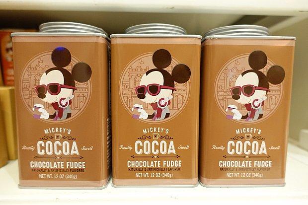 ココア缶(12.99ドル)