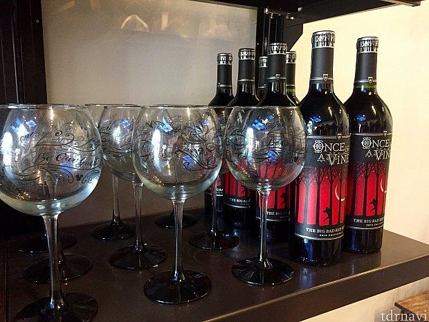 Once Upon a Vineはカリフォルニア産のワインです。