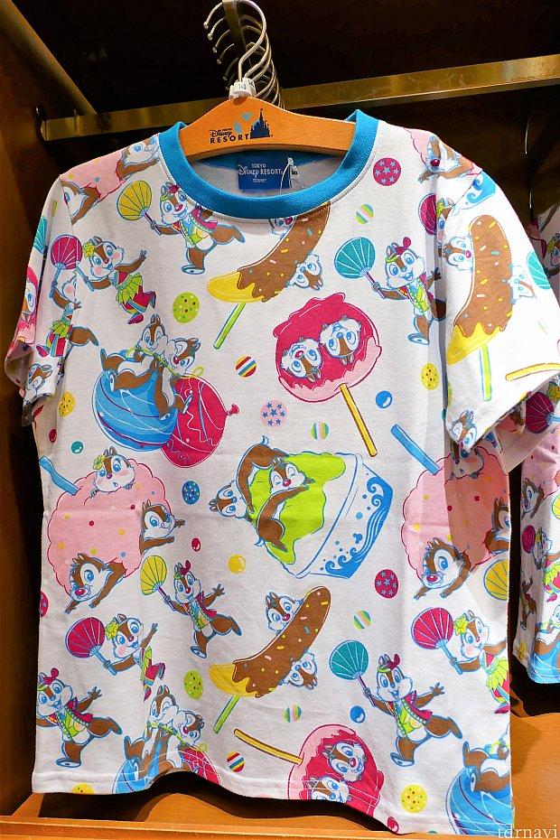 Tシャツはサイズによってお値段が変わります。1,900~2,900円
