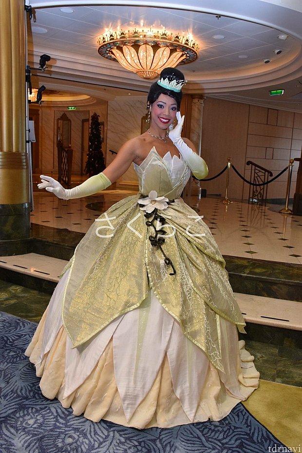 プリンセスティアナ