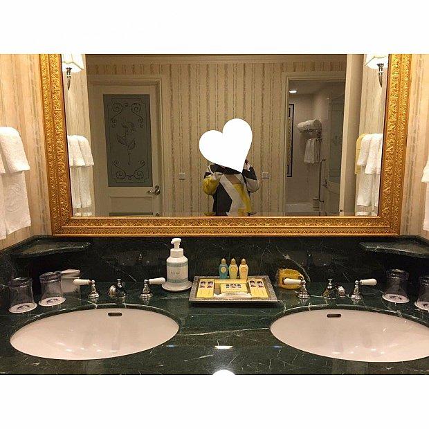 広い洗面所