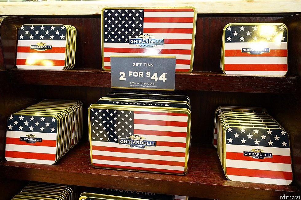 ディズニー土産にはならないけれど、アメリカ土産にはなると思うので、お土産選びに迷ったらぜひ!