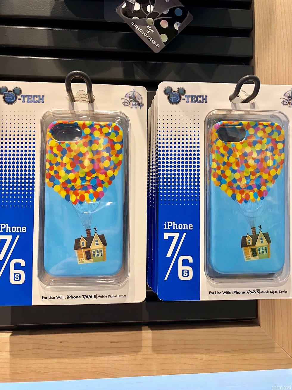 iPhone用のケースもカラフルで良いですね!お値段は$24.99。