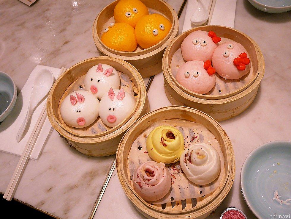 【YUM CHA(ヤムチャ)】 エイリアンの飲茶など、フォトジェニックなフードが食べられます。