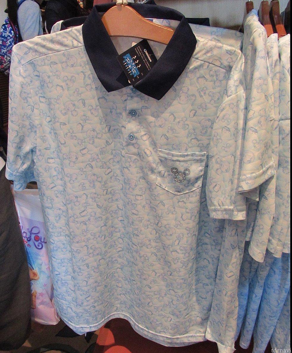 クールビズなら着れそう とても爽やかなポロシャツ