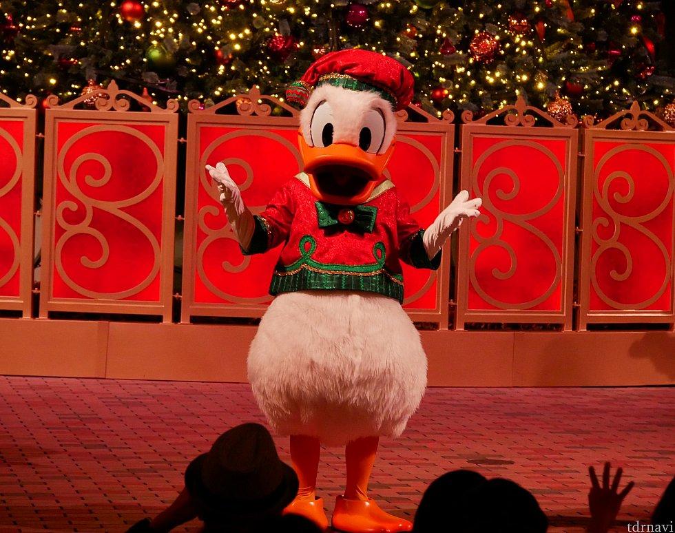 クリスマス衣装がかわいい!