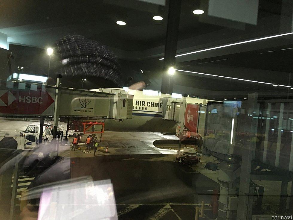 帰りは出国審査と手荷物検査に時間がかかり、結局乗り込めたのは15分前という…ギリギリでした