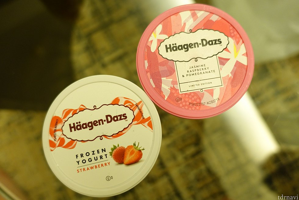 香港のセブンイレブンには日本未発売のハーゲンダッツがたくさんありました!!!