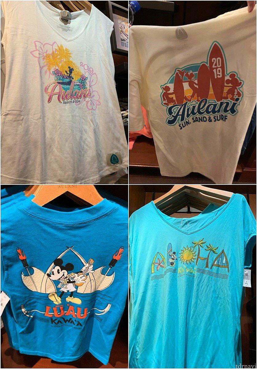 2019年のTシャツもあります♪