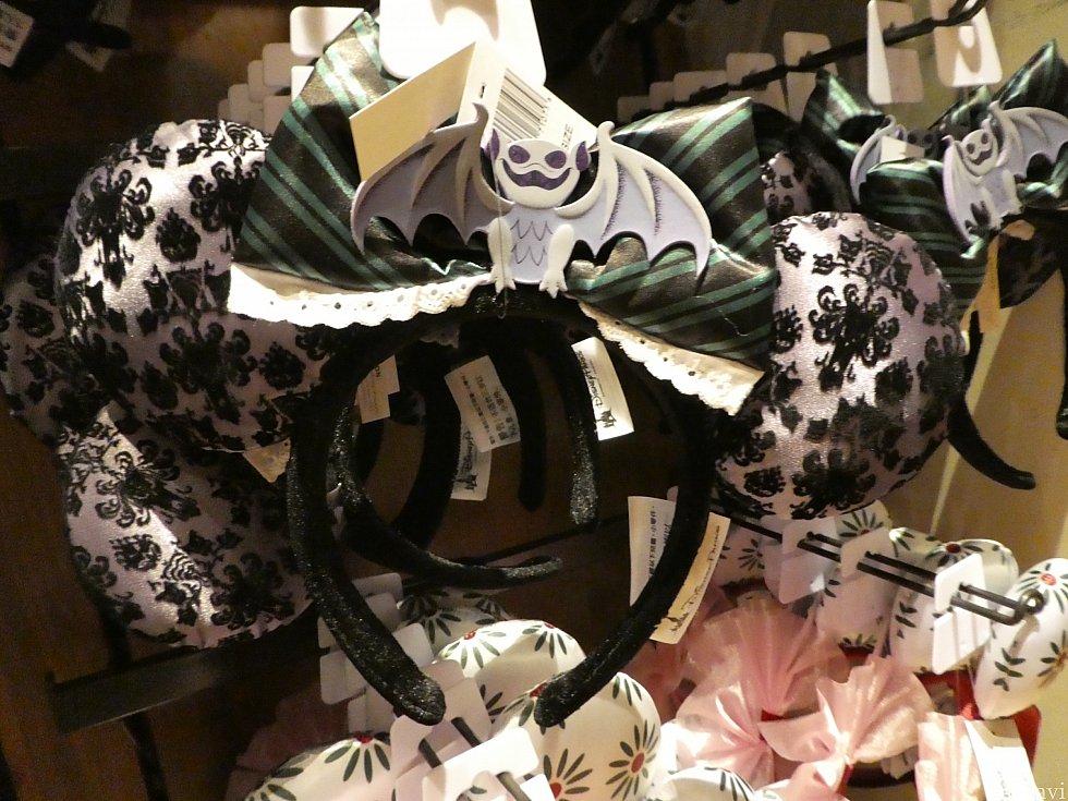 ・壁紙&キャスト衣装柄のイヤーカチューシャ
