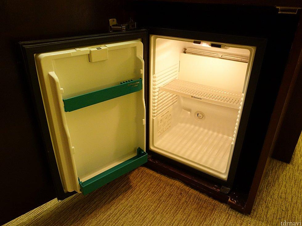 冷蔵庫もあります。